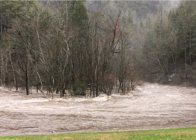 flooding in the smokies