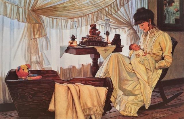Mother's Love by Rachelle Siegrist