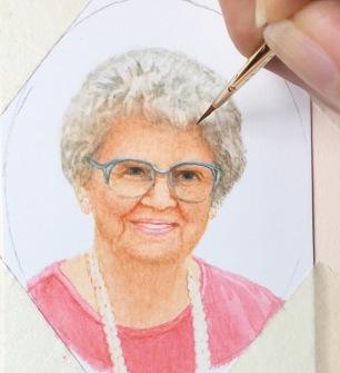 painting a portrait miniature4