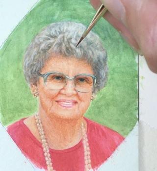 painting a portrait miniature6
