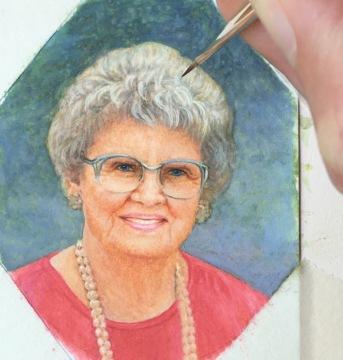 painting a portrait miniature7
