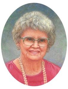 portrait miniature painting Granny Jeter