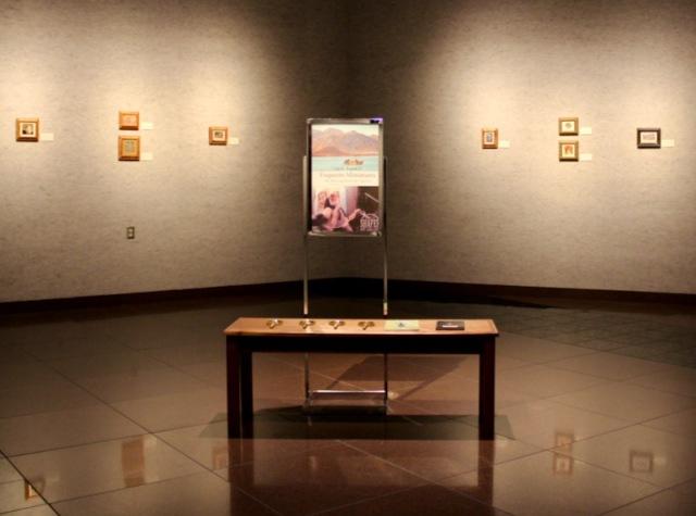 Exquisite Miniatures Shafer Art Gallery