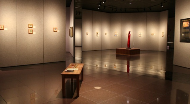 Exquisite Miniatures Shafer Art Gallery2