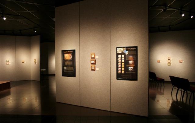 Exquisite Miniatures Shafer Art Gallery3