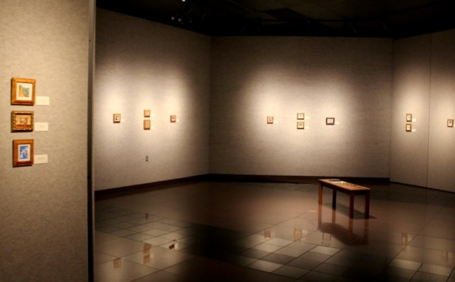 Exquisite Miniatures Shafer Art Gallery4