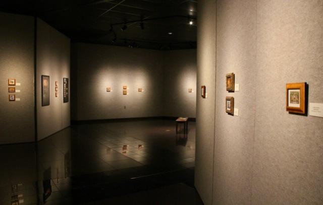 Exquisite Miniatures Shafer Art Gallery5