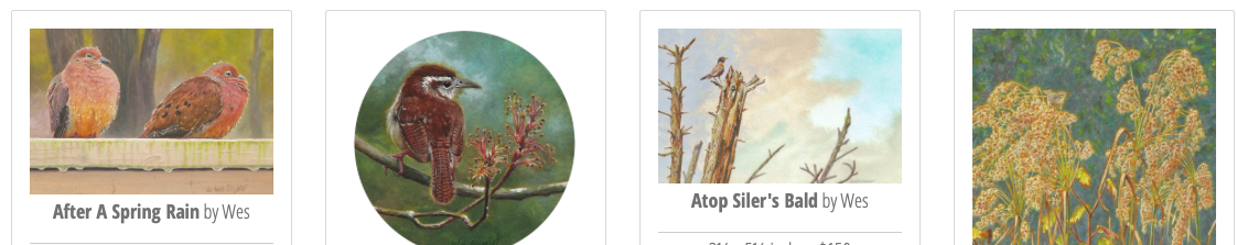 siegrist miniature paintings